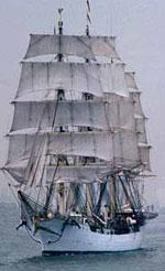 skole skibet danmark